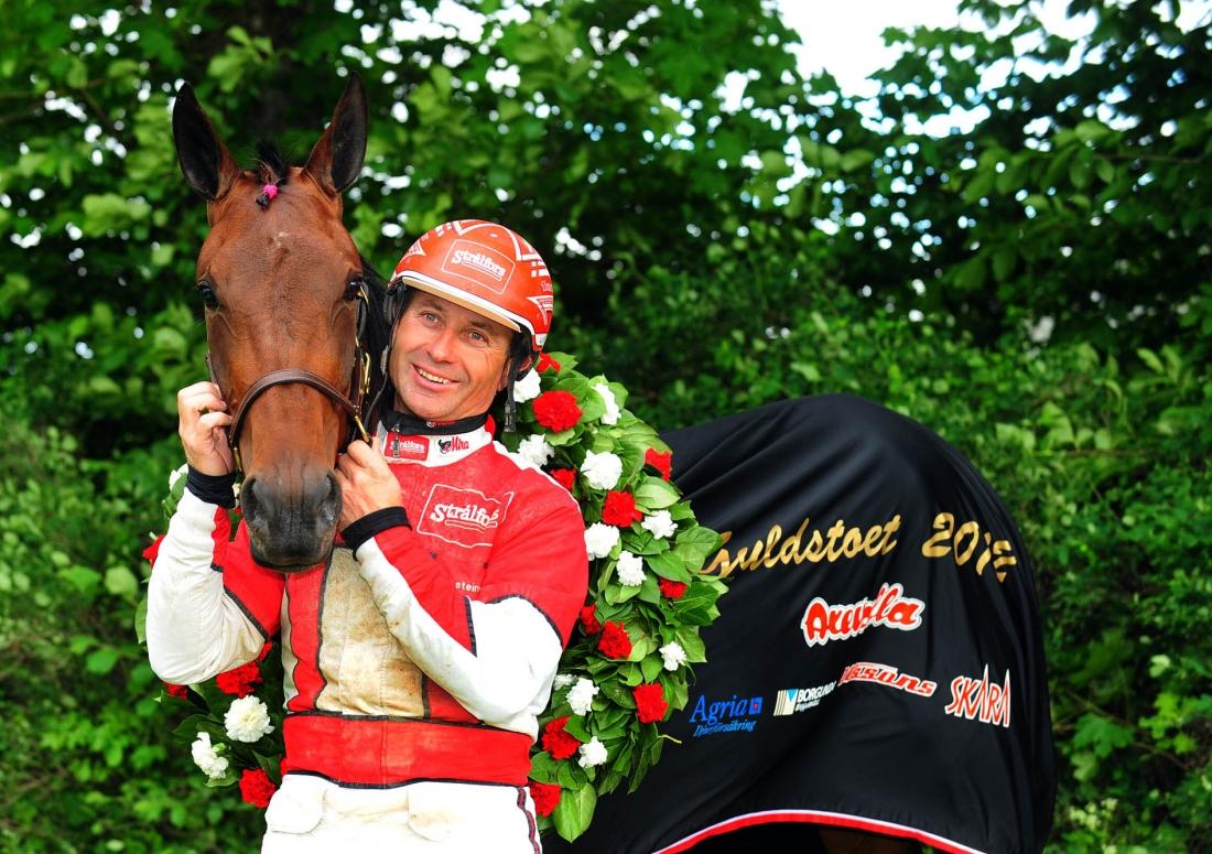 Guldstoet 2012, foto Claes K�rrstrand
